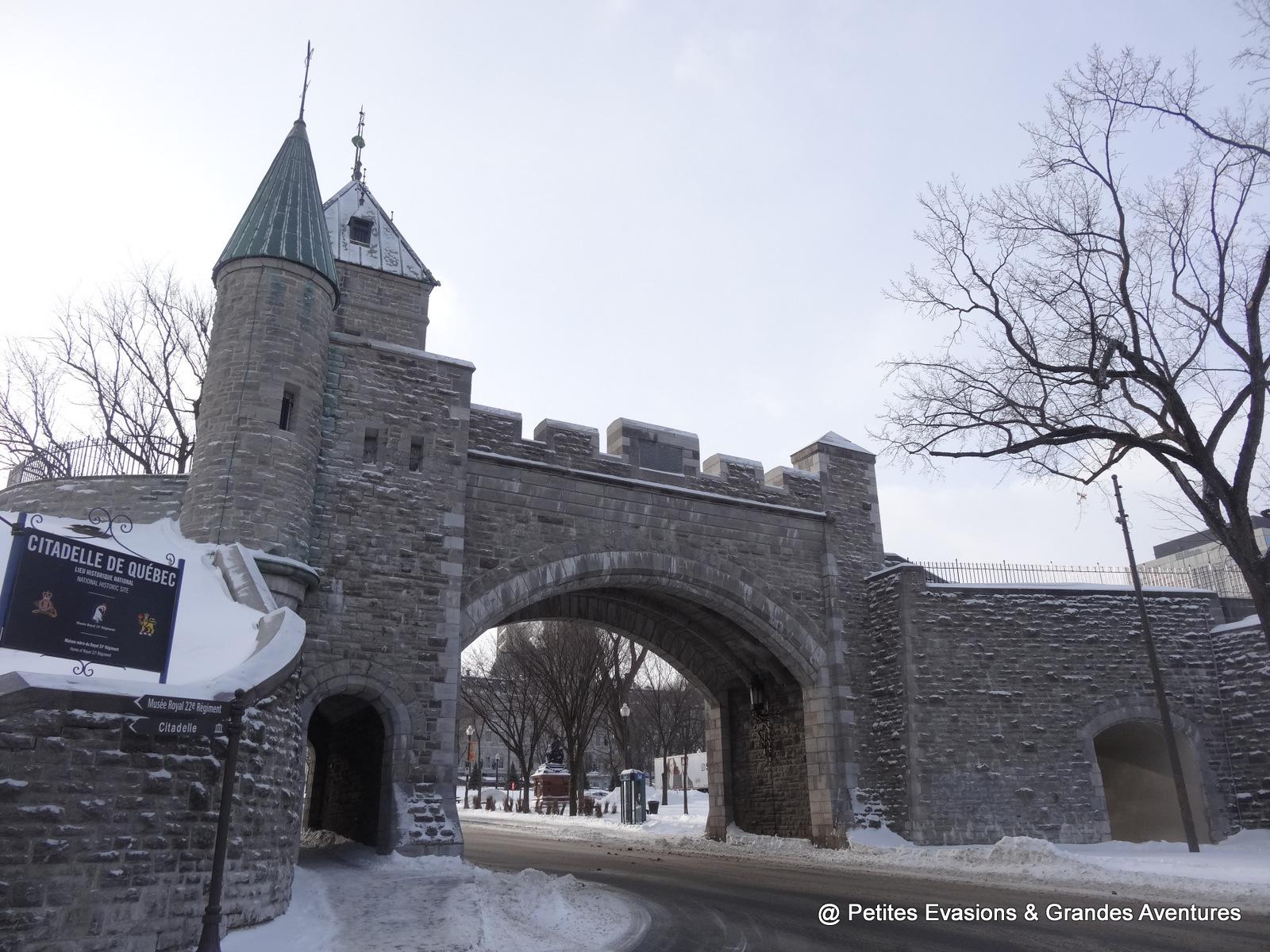 Porte Saint-Louis de Québec