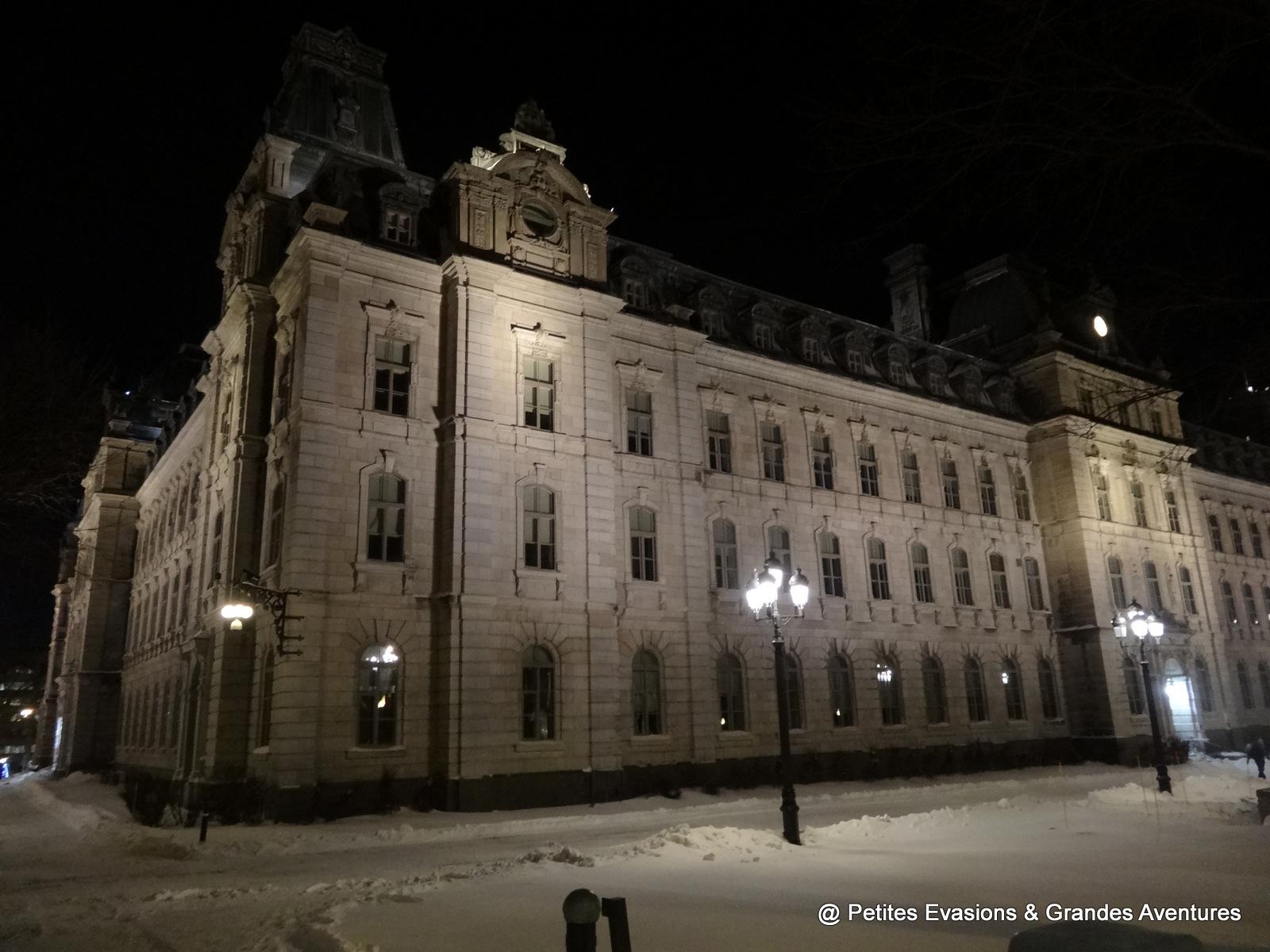 Hôtel du Parlement de Québec