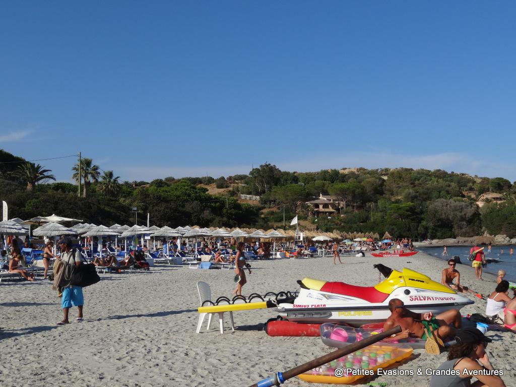 Spiaggia di Simius, Villasimius