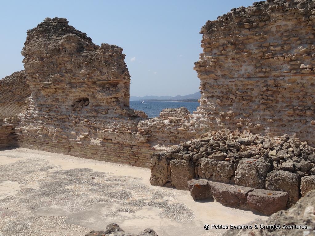 Site archéologique de Nora, Sardaigne