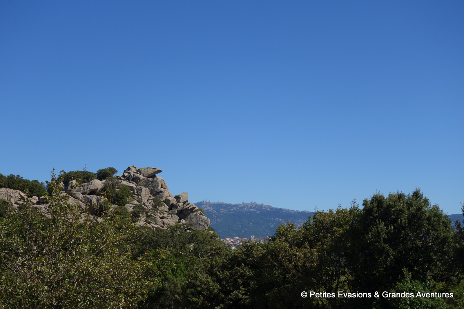 Vallée de la Lune Sardaigne