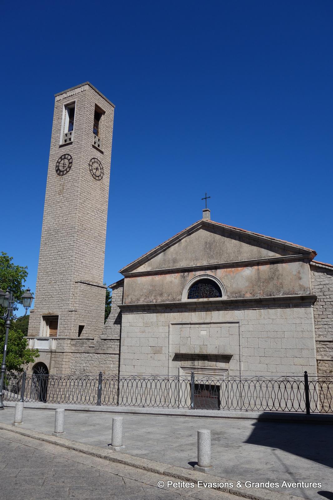 église aggius