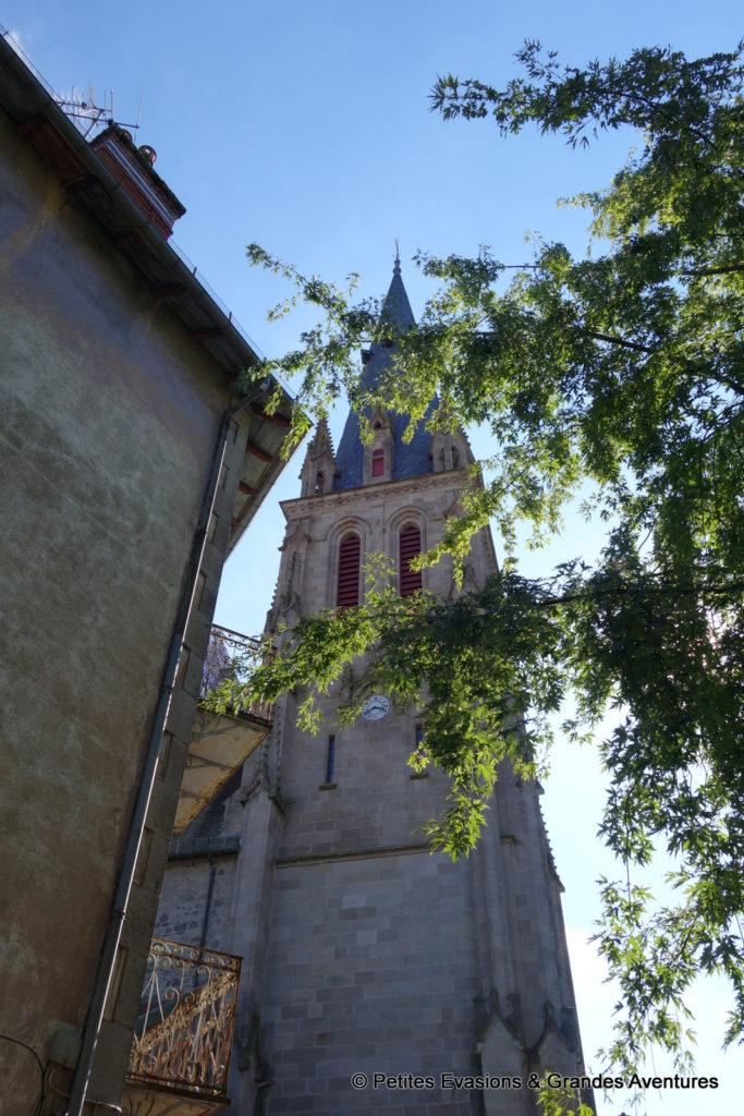 Eglise Saint-Géraud d'Aurillac