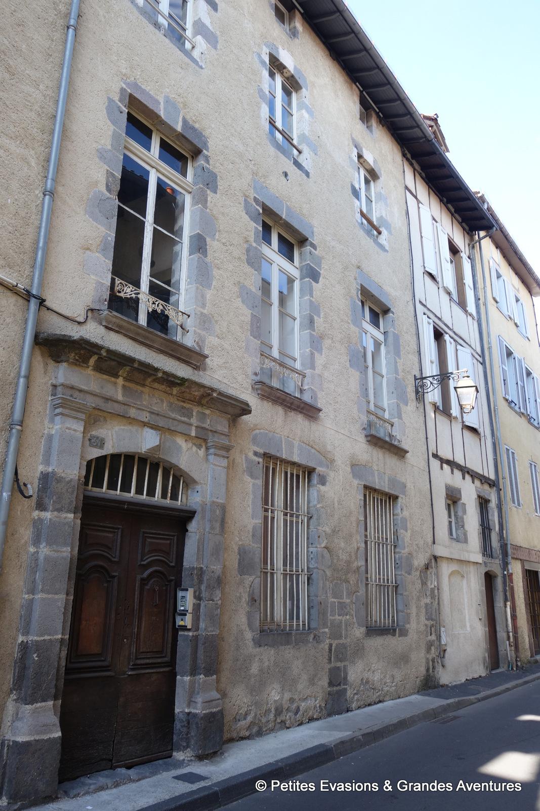 bâtiment historique aurillac