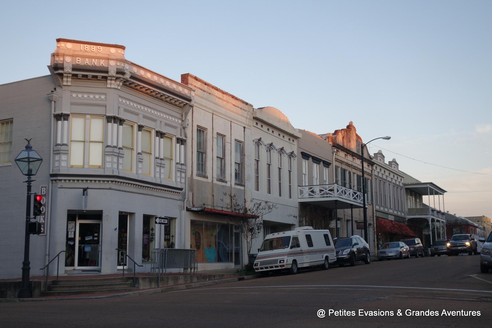 Main Street et ses façades historiques