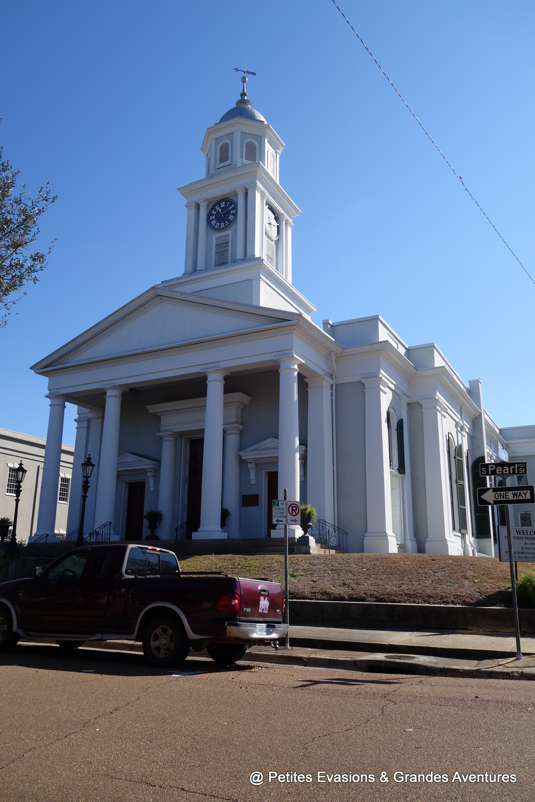 First Presbyterian Church de Natchez