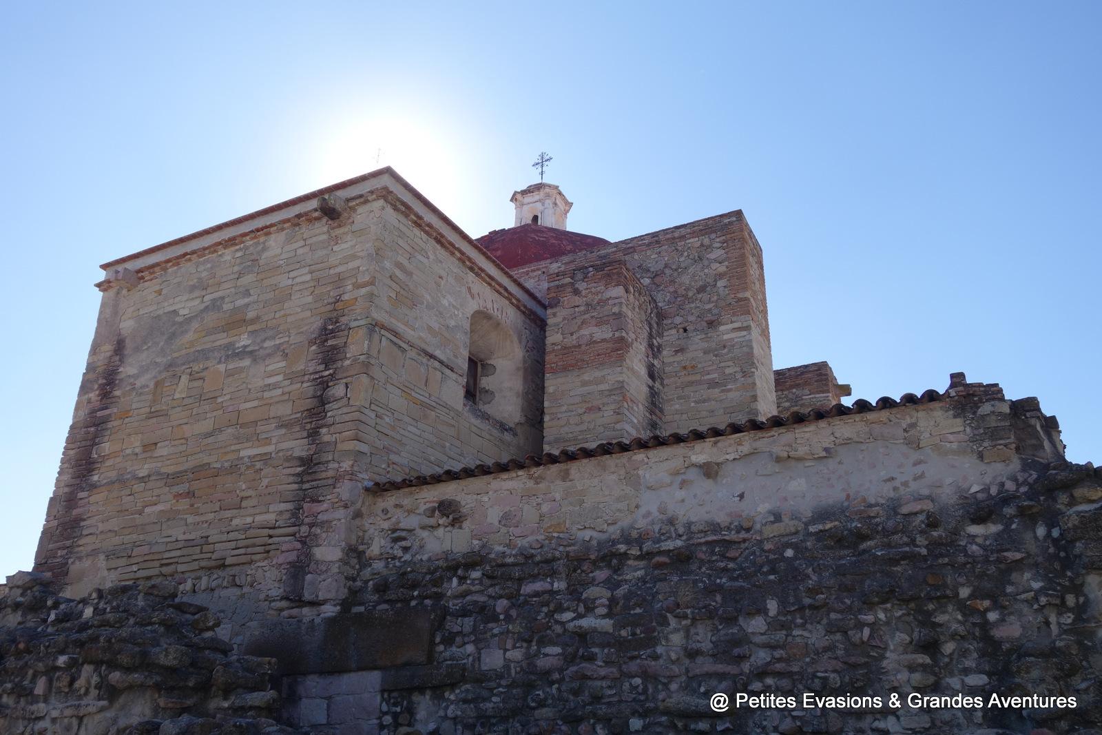 Eglise de Mitla