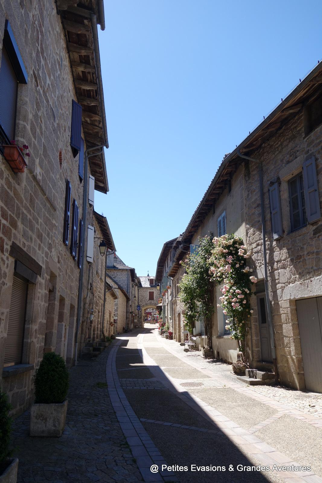 Ruelle de Marcolès, Cantal