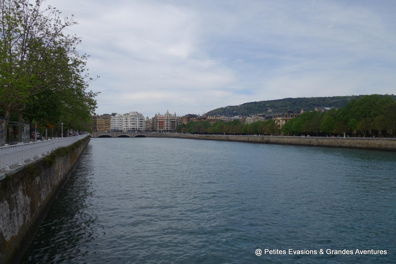 Vue depuis le Pont Maria Cristina
