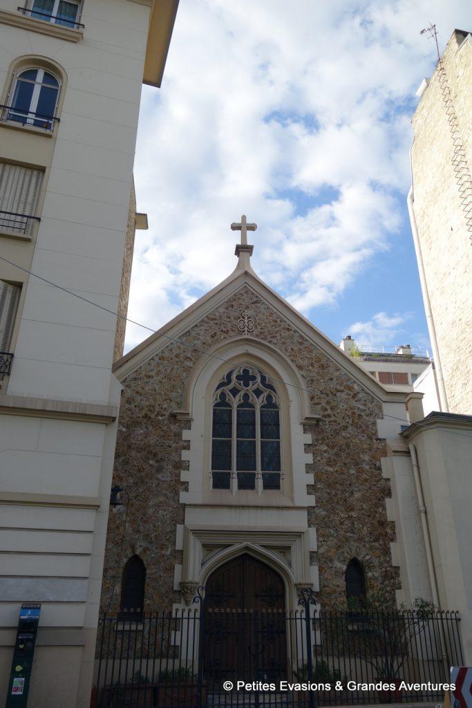 Eglise Luthérienne de la Trinité - Paris 13e