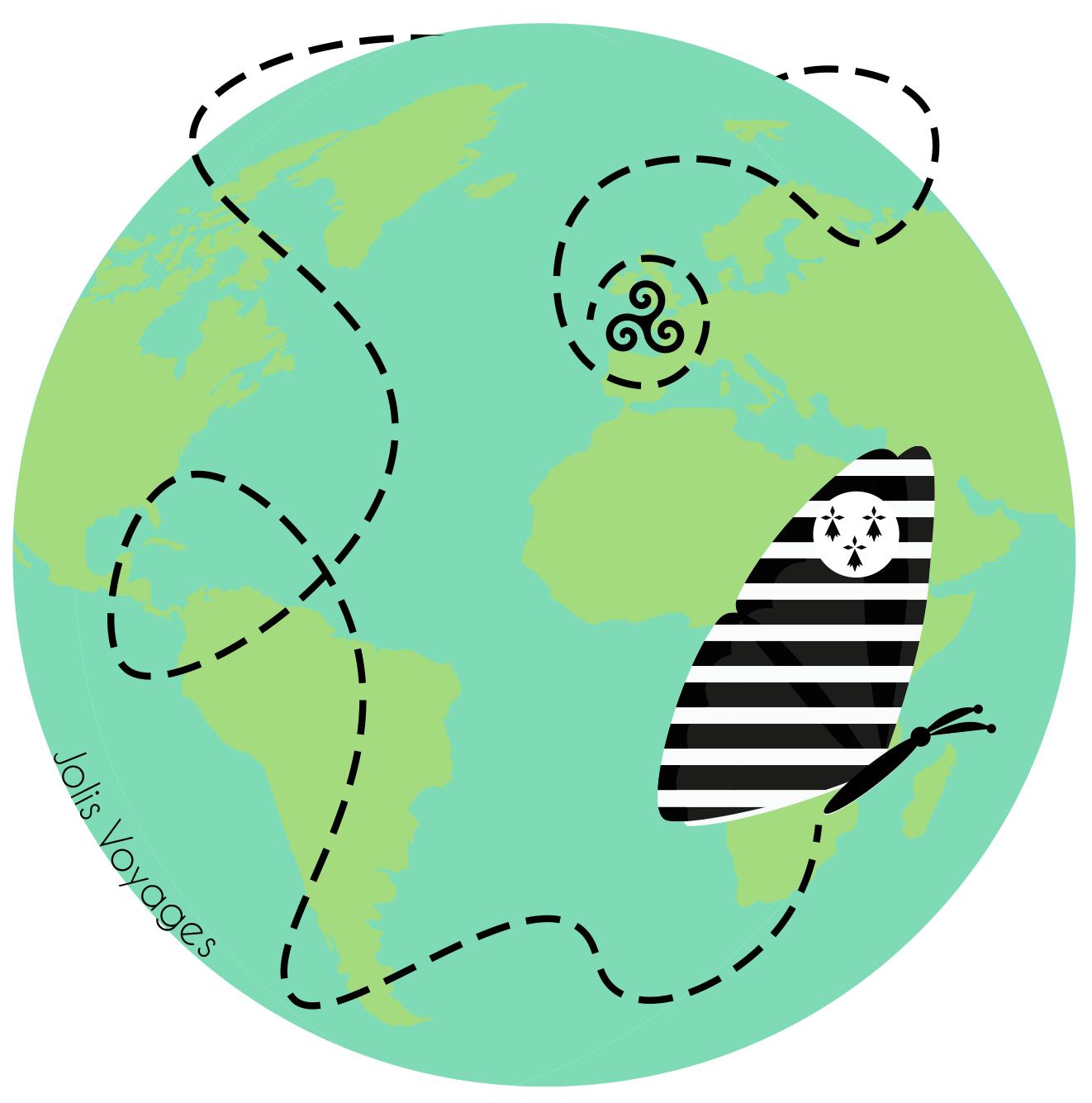 Logo Jolis Voyages