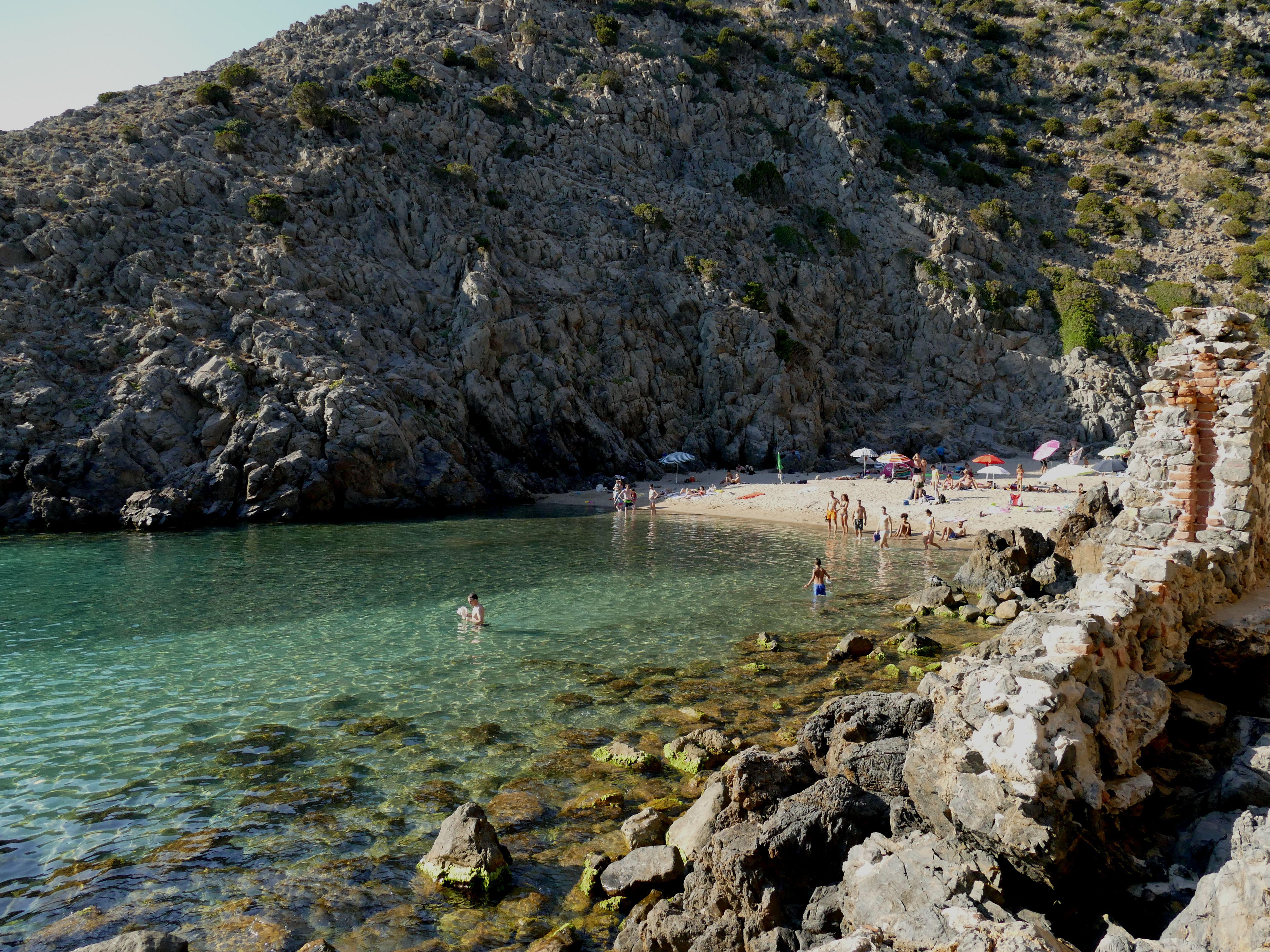 Sardaigne île Italie