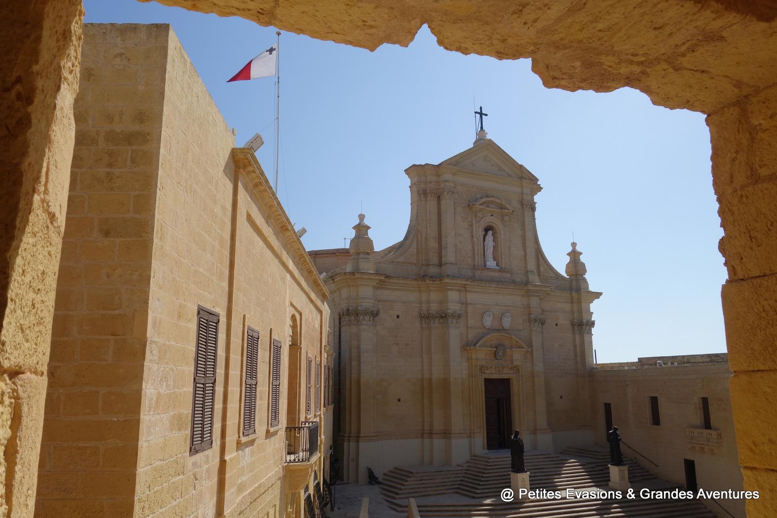 Citadelle de Victoria (Gozo)