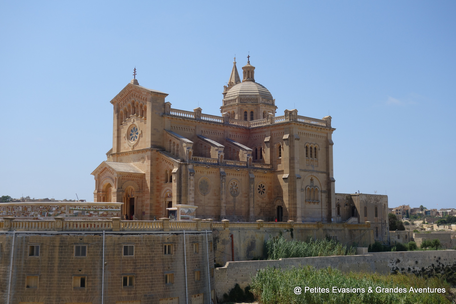 Sanctuaire national Ta' Pinu de Għarb (Gozo)