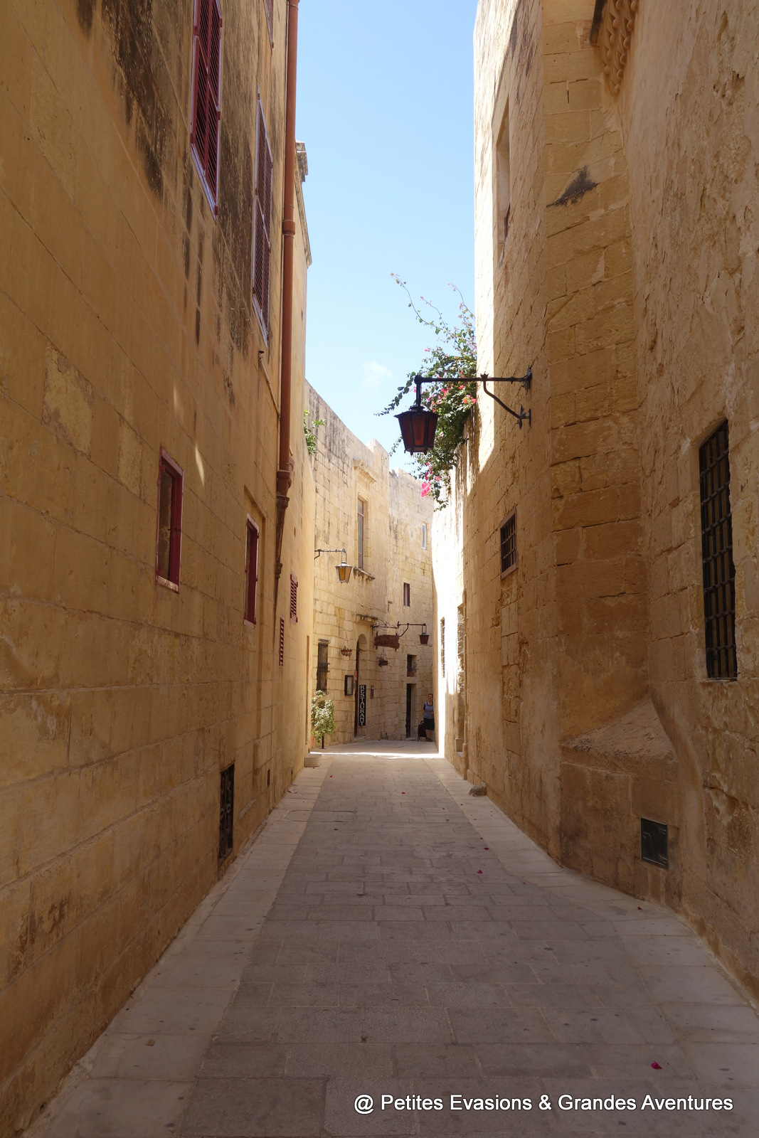 Citadelle de Mdina (Malte)
