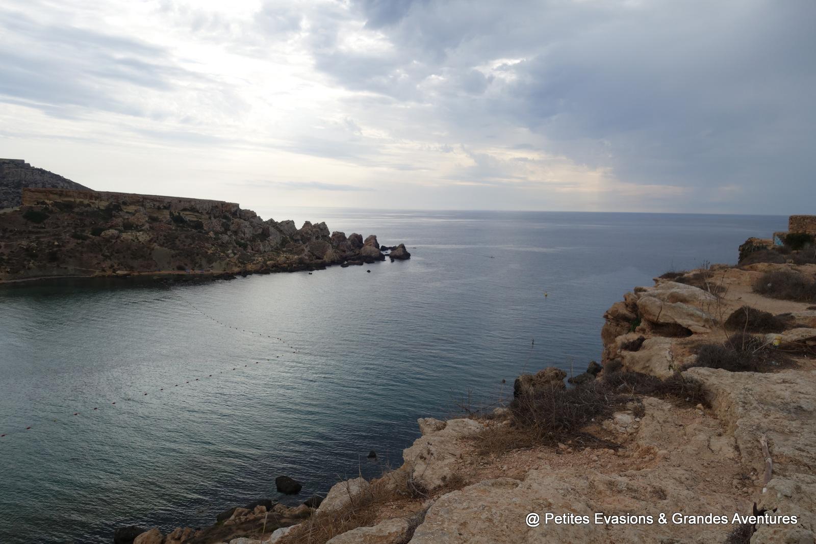 Għajn Tuffieħa Bay (Malte)