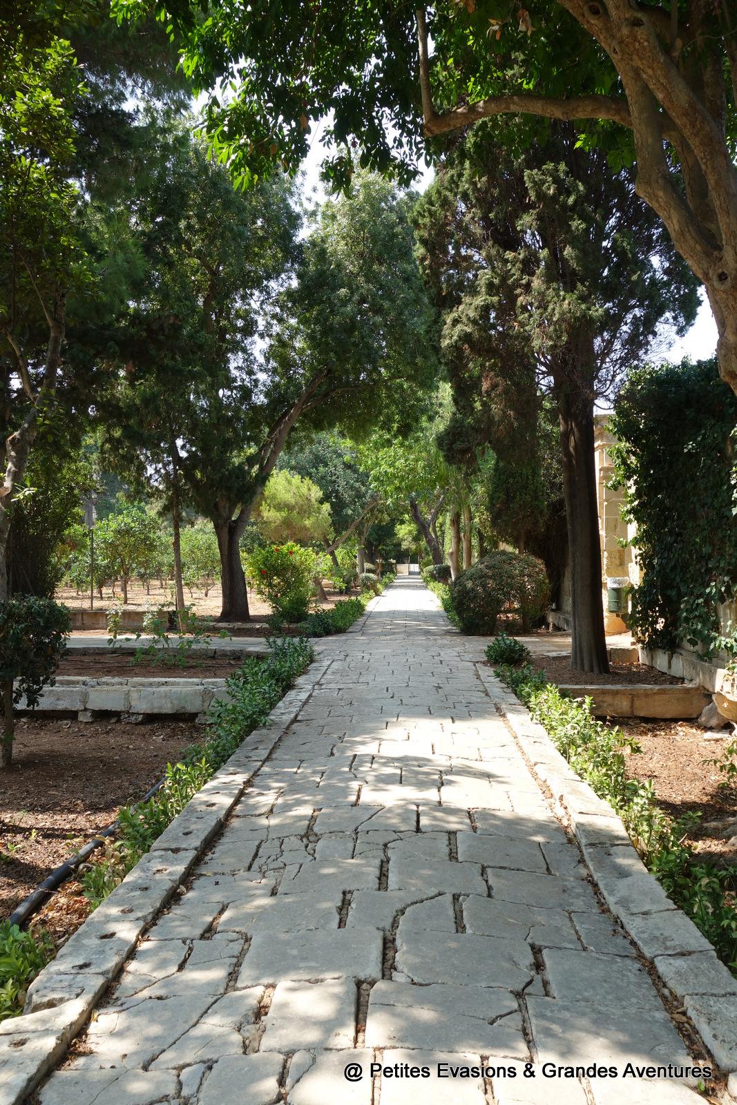 San Anton Gardens (Malte)