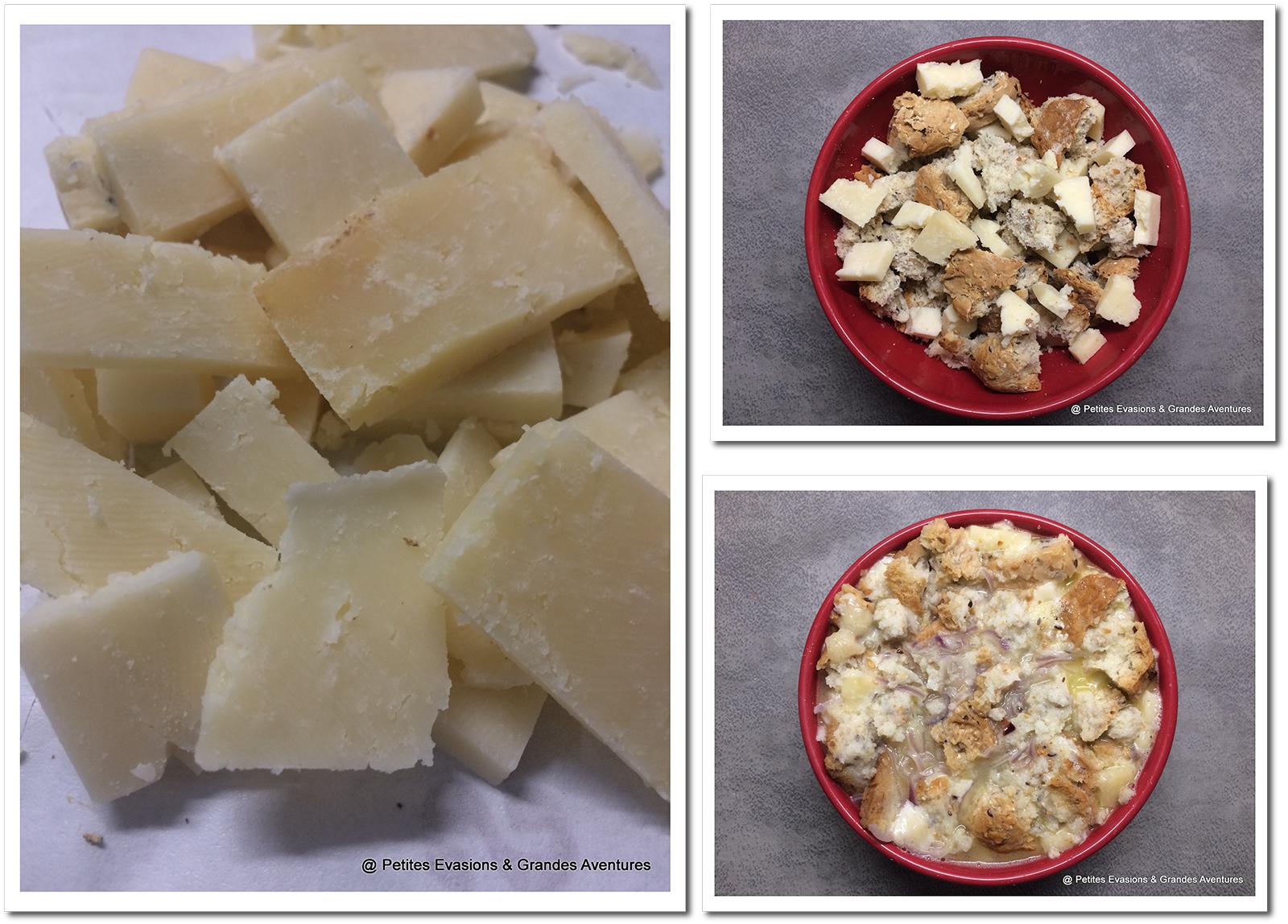 Recettes cantal soupe au fromage