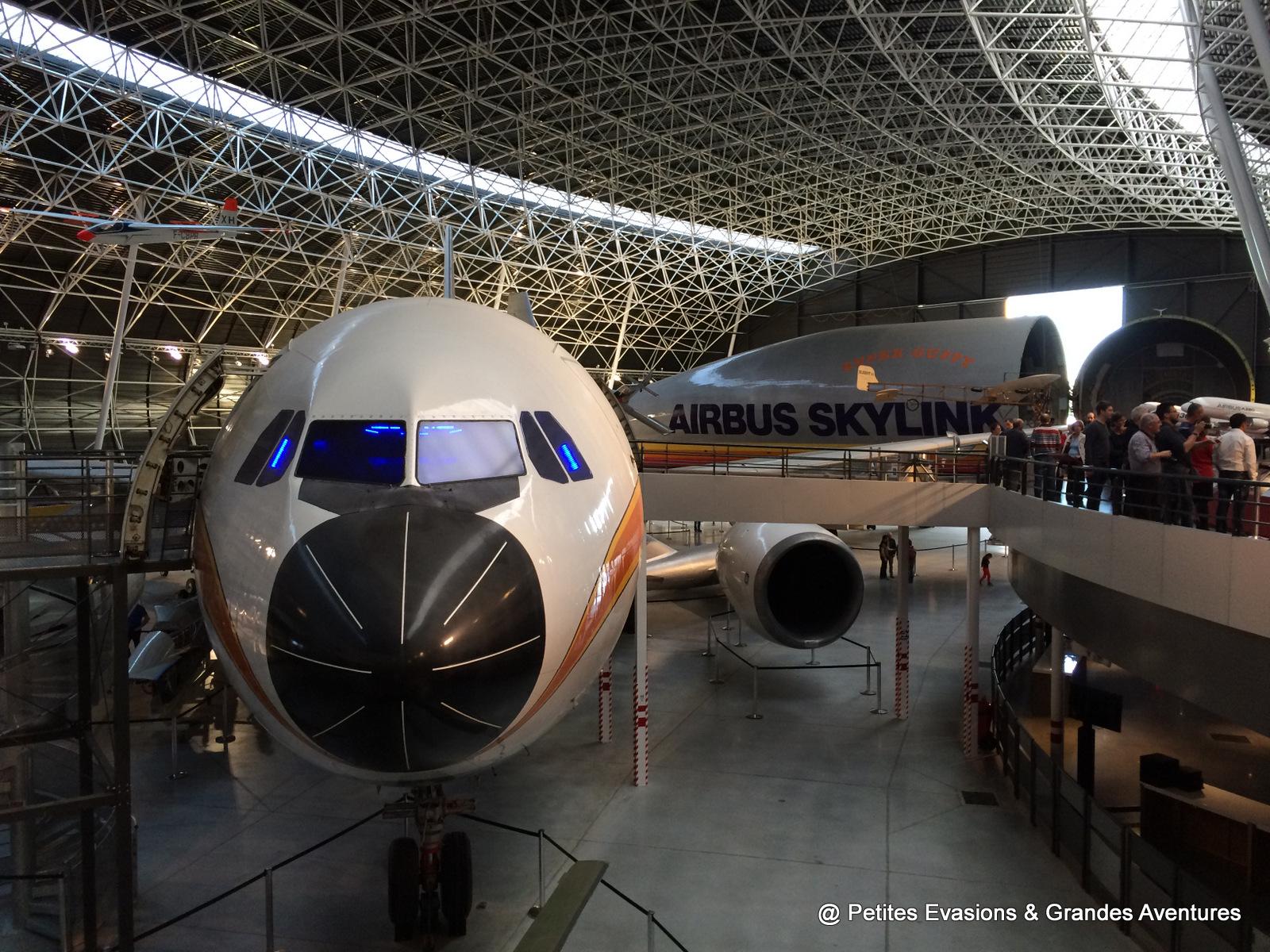 Musée Aéroscopia Toulouse