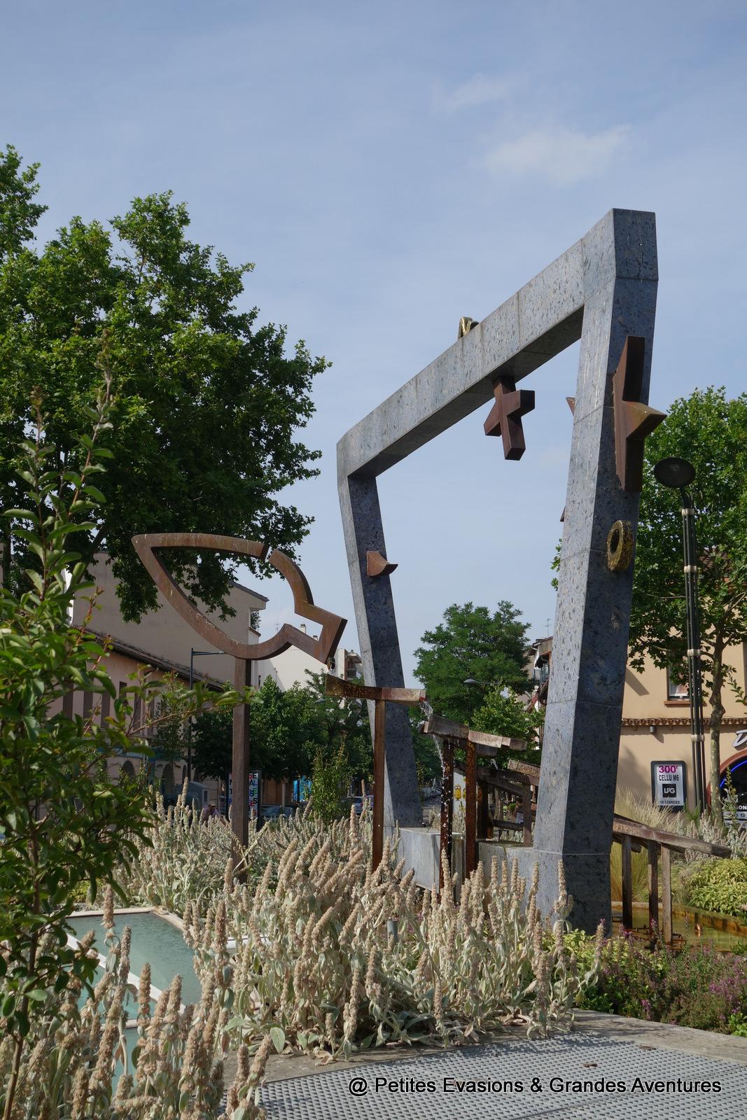Fontaine de la Patte d'Oie Toulouse
