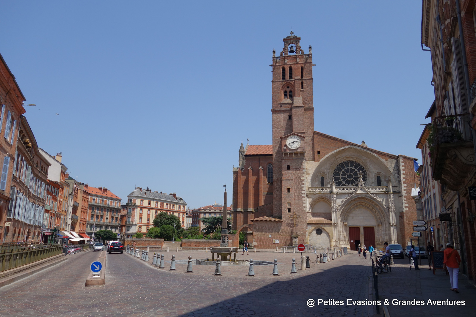 Place Saint-Etienne Toulouse