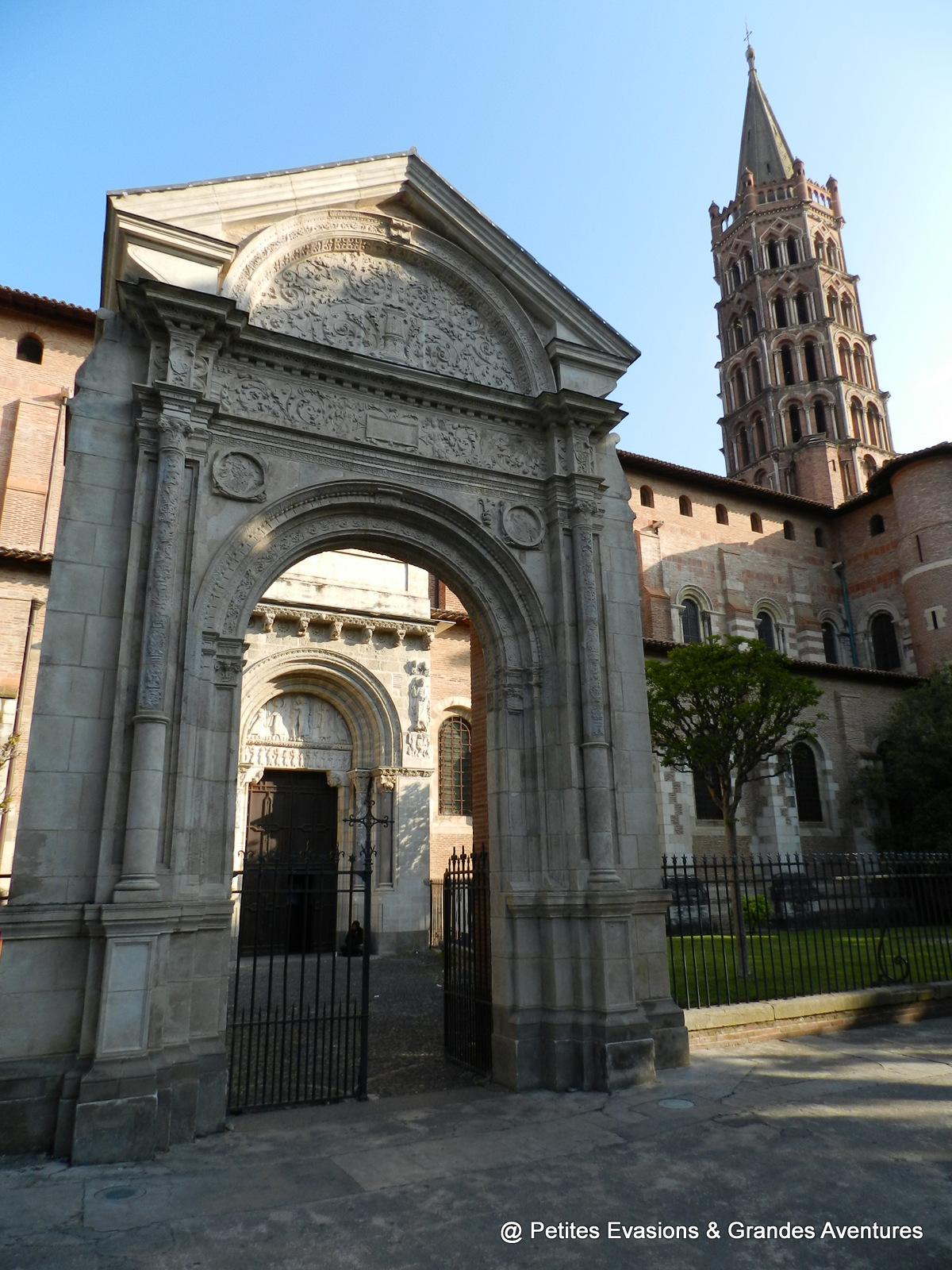 Basilique Saint-Sernin Toulouse
