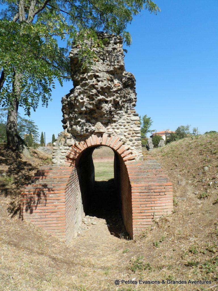 Amphithéâtre romain Toulouse