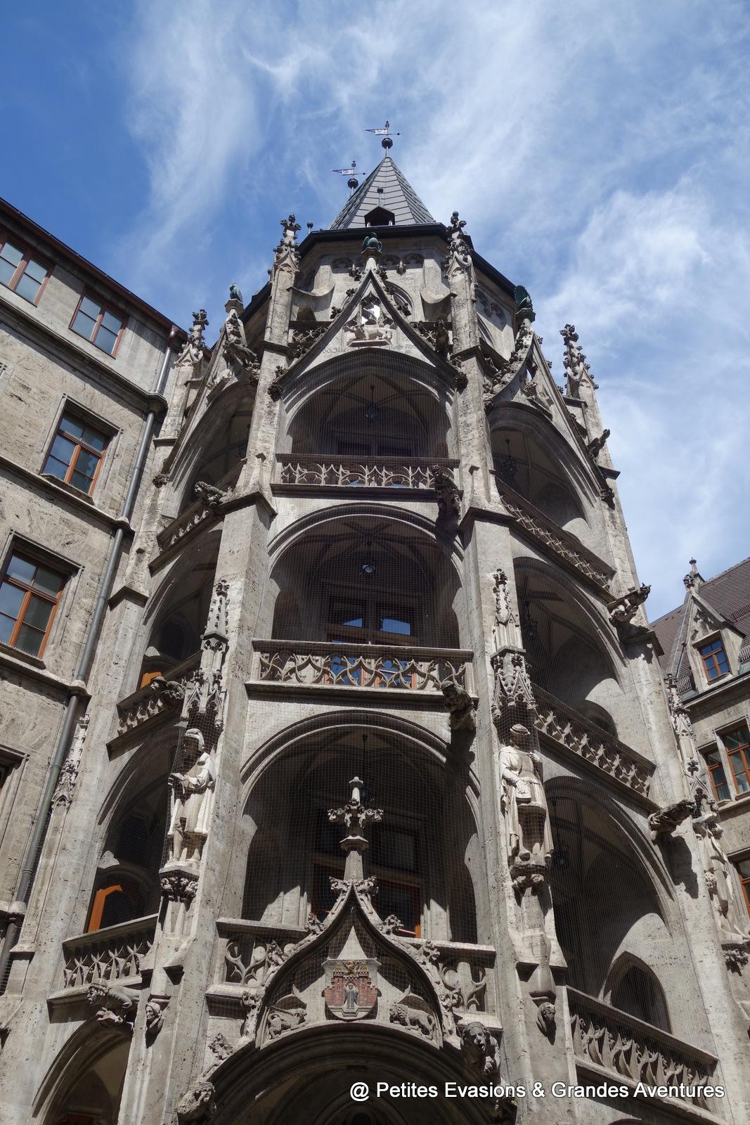 Neues Rathaus - Munich