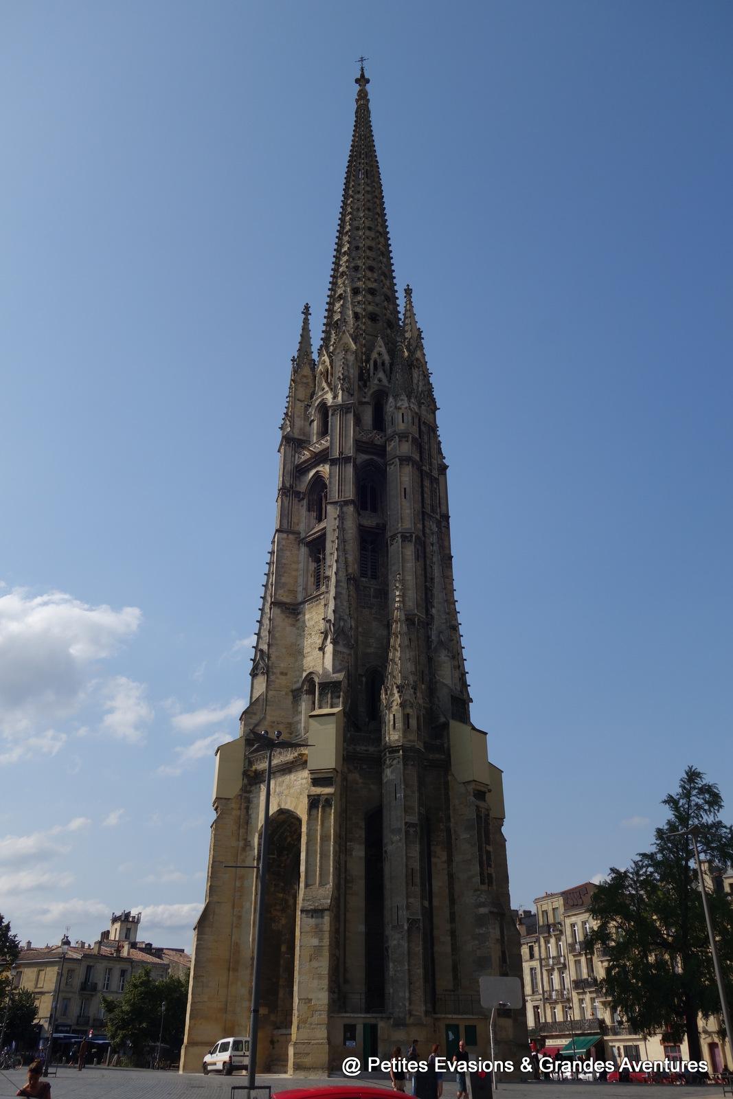 Flèche Saint-Michel - Bordeaux