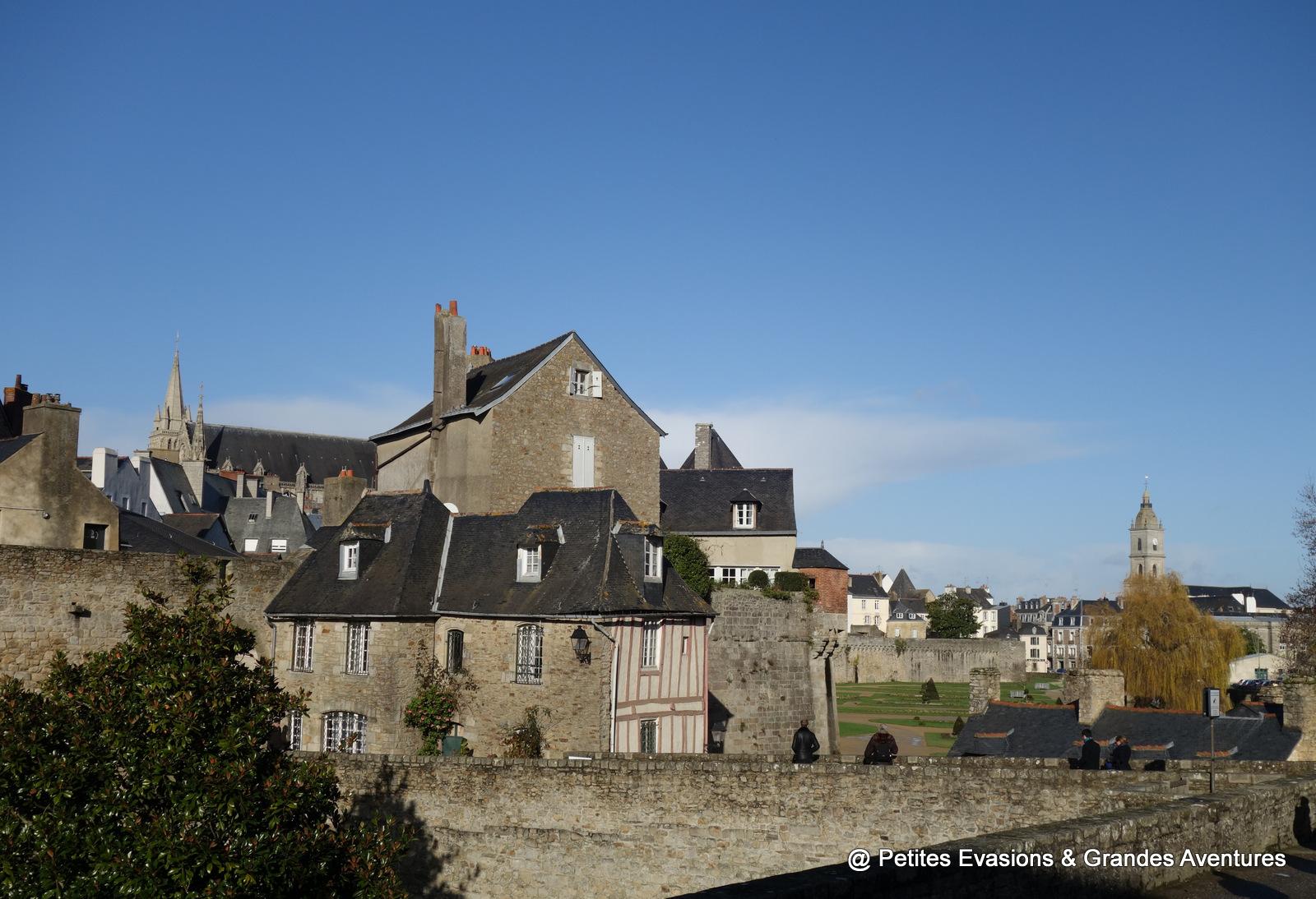 Petite Evasion Bretonne Balade Dans Le Centre Historique De Vannes