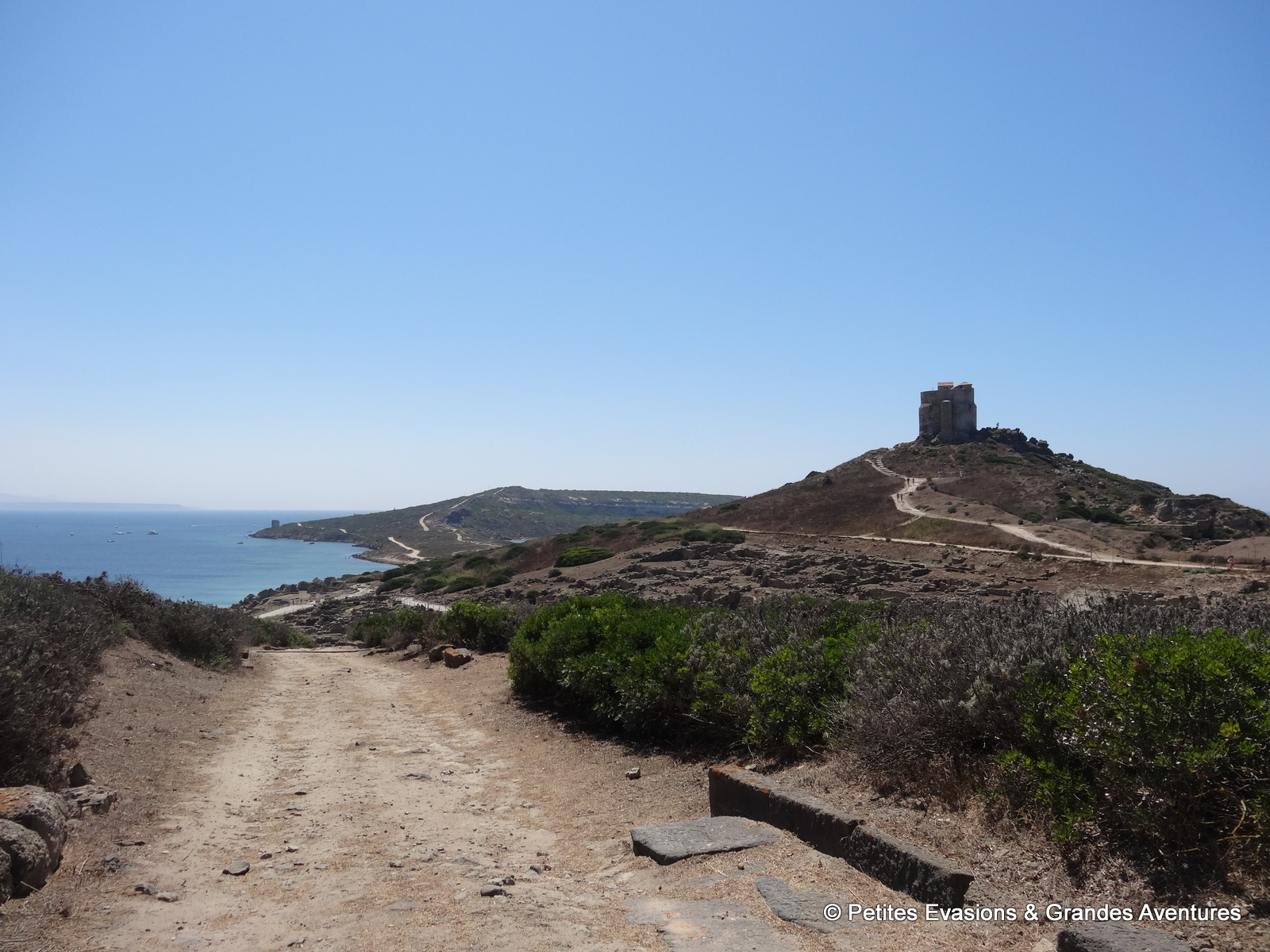 Site archéologique de Tharros, Sardaigne