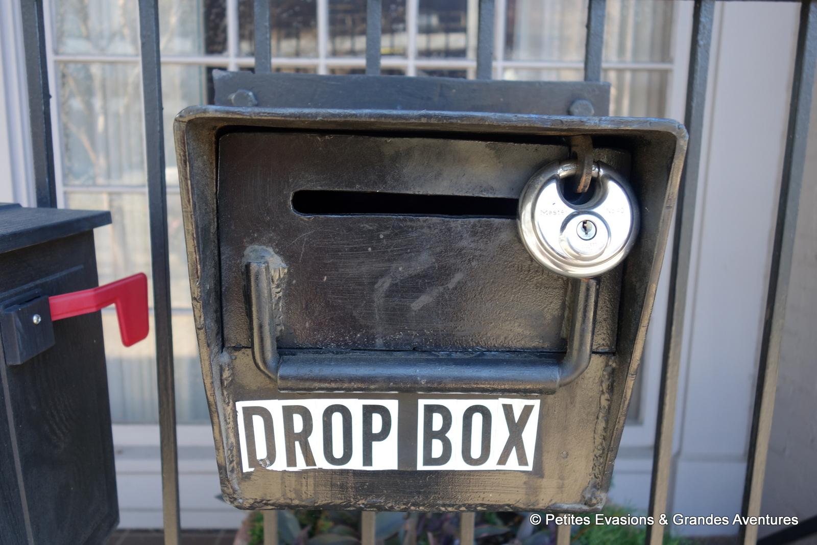 Boîte aux lettres - Louisiane
