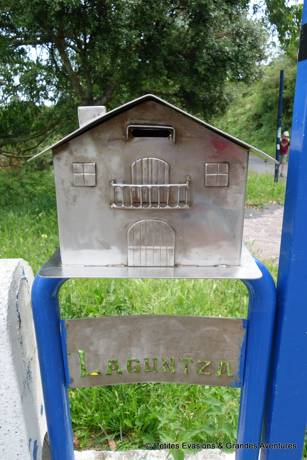 Boîte aux lettres du Pays Basque