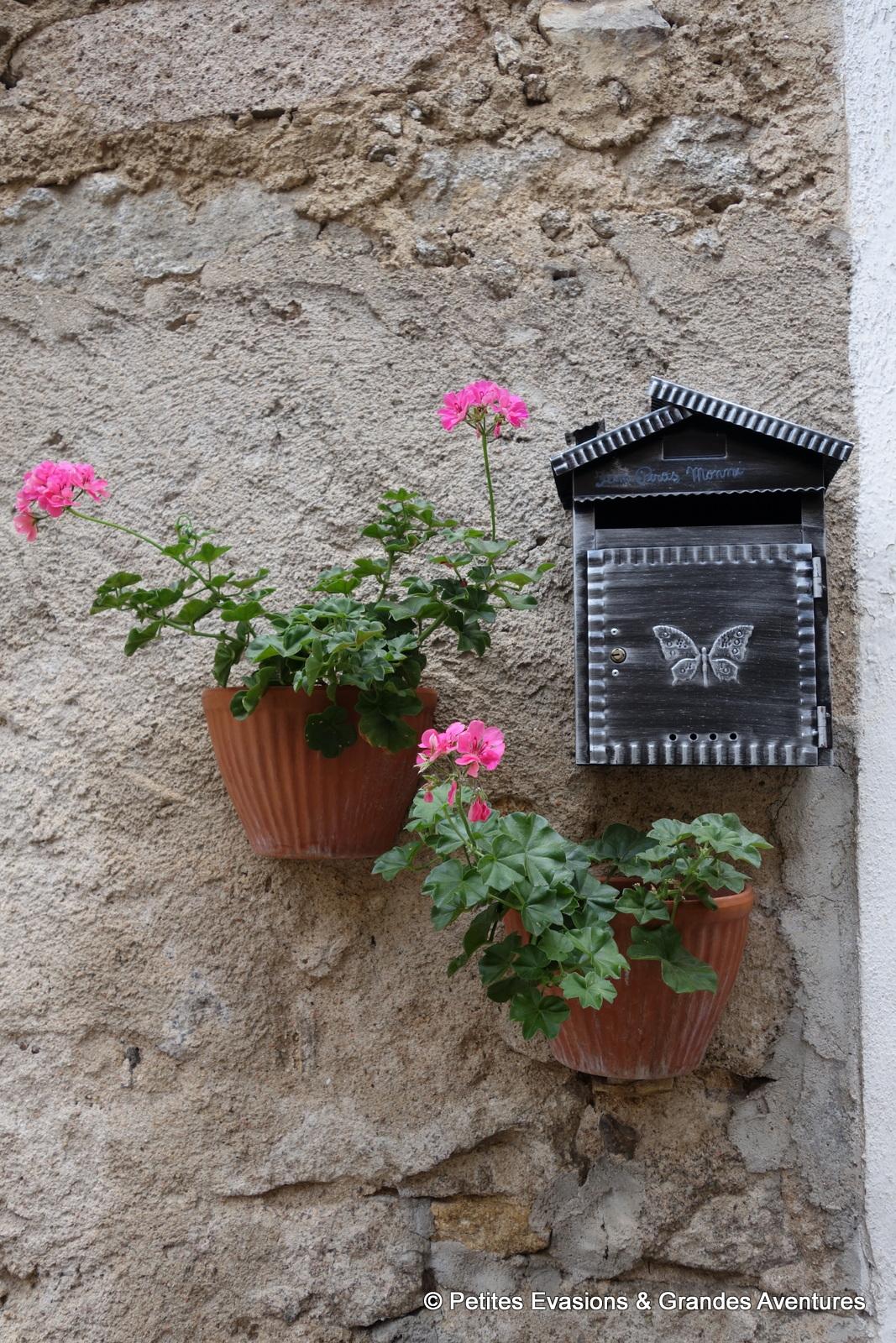 Boîte aux lettre Sardaigne