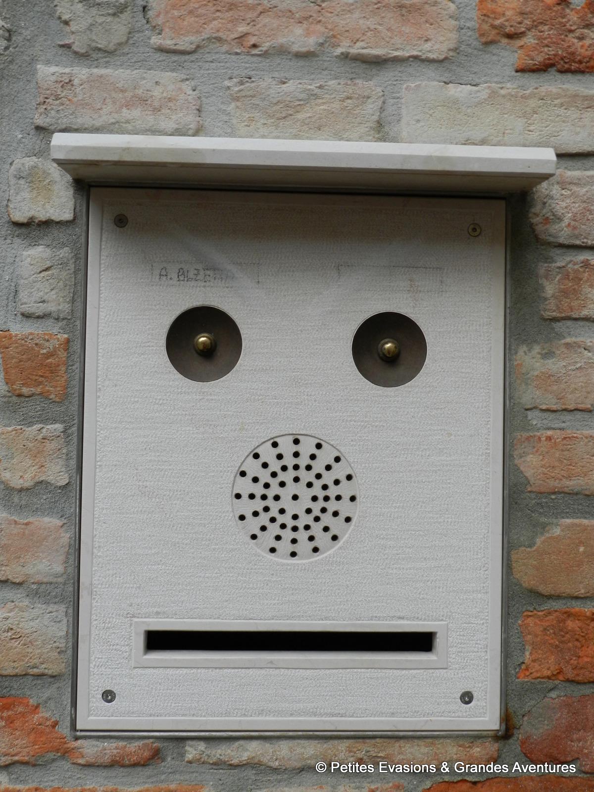 Boîtes aux lettres - Venise