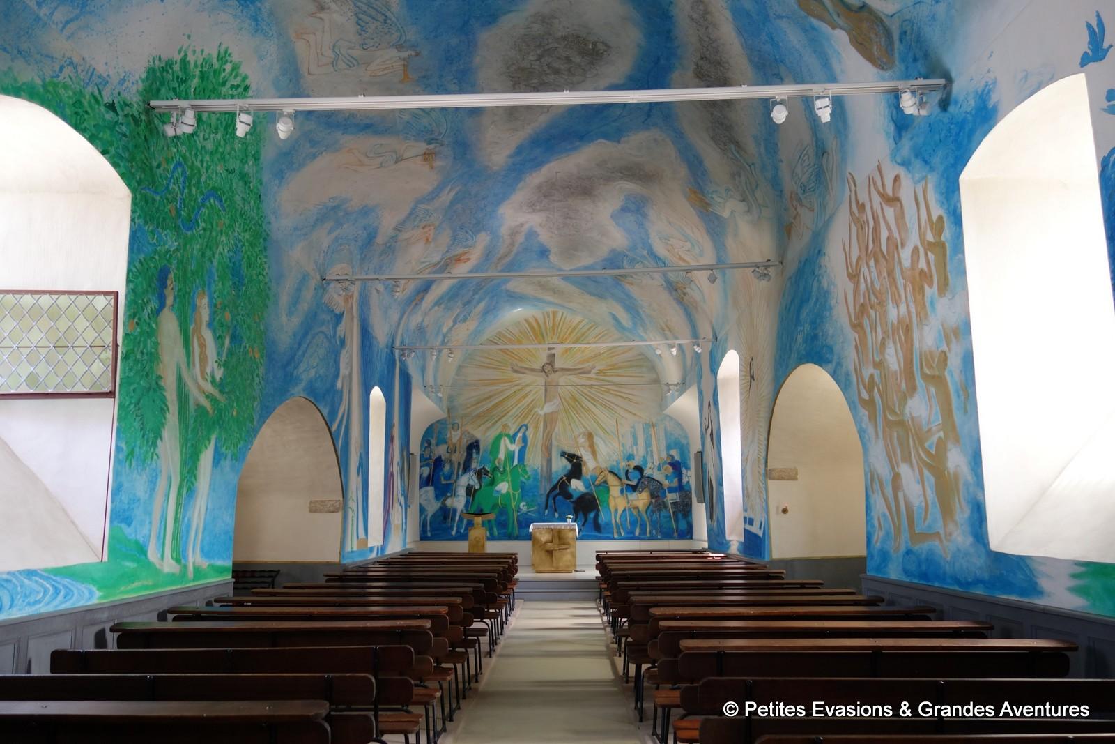 Chapelle Saint-Blaise, Arnac-Pompadour