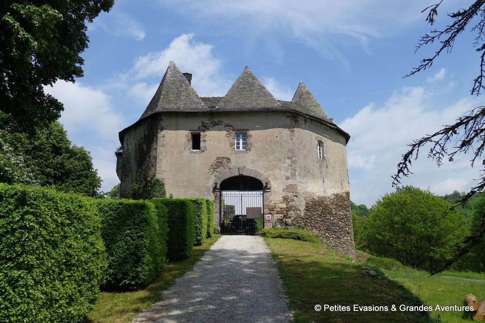 Le Château de Comborn, Orgnac-sur-Vézère