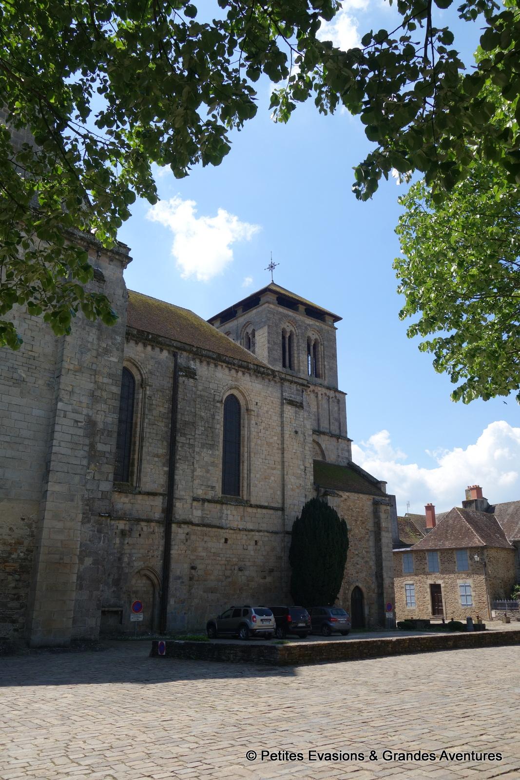 Collégiale du Moustier, Saint-Yrieix-la-Perche