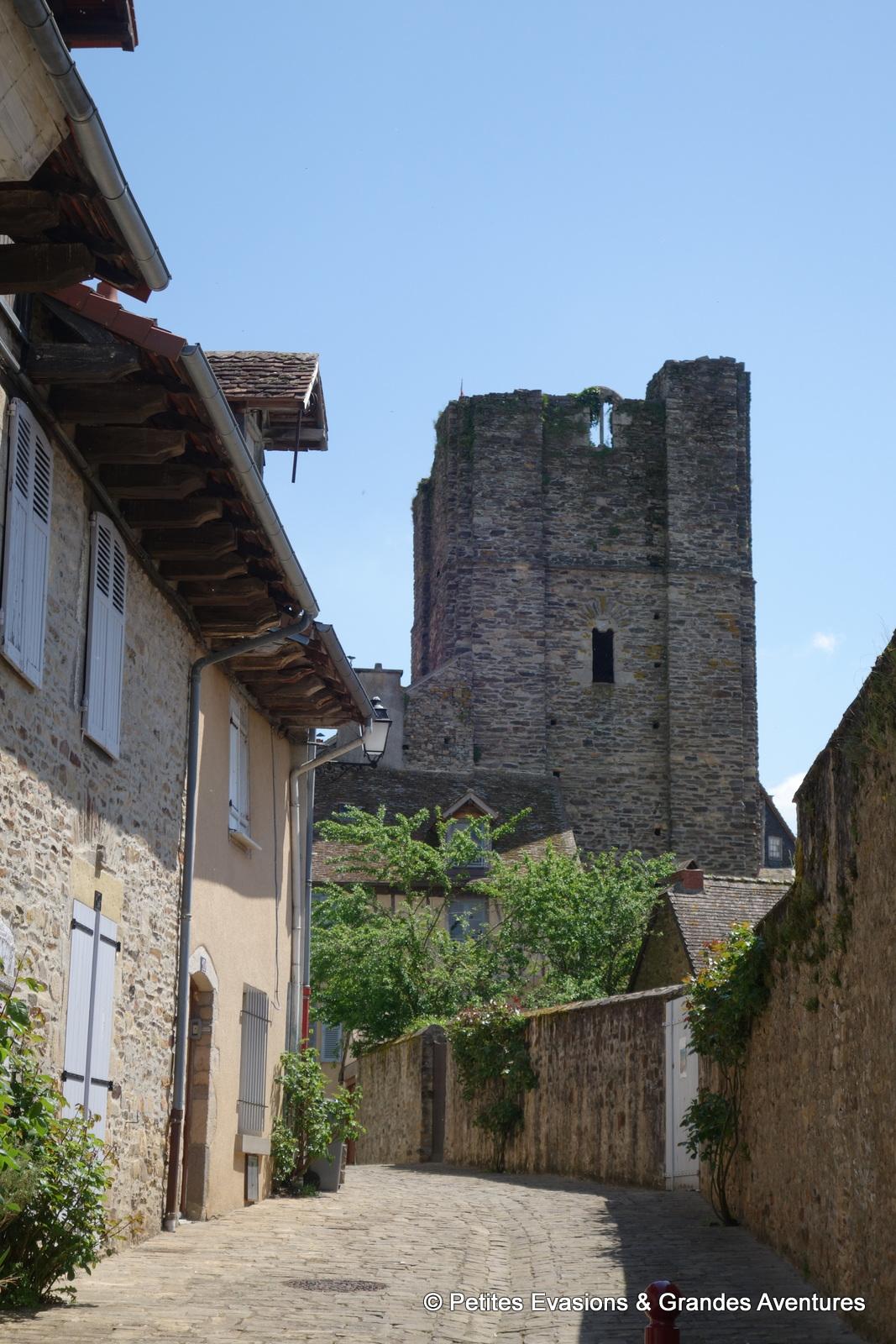 Tour du Plô, Saint-Yrieix-la-Perche