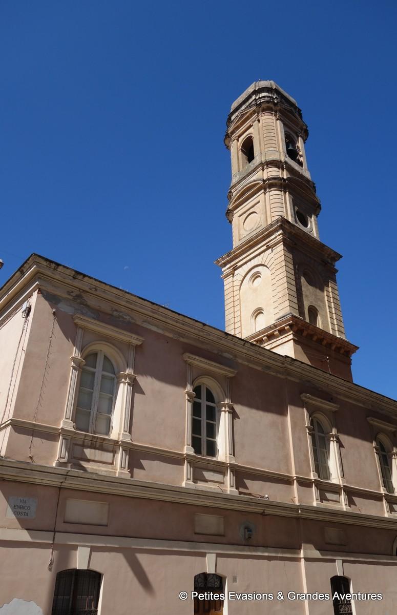 Clocher de la Chiesa di San Guiseppe