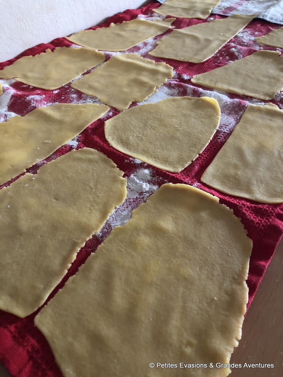 pâte à pâtes fraîches