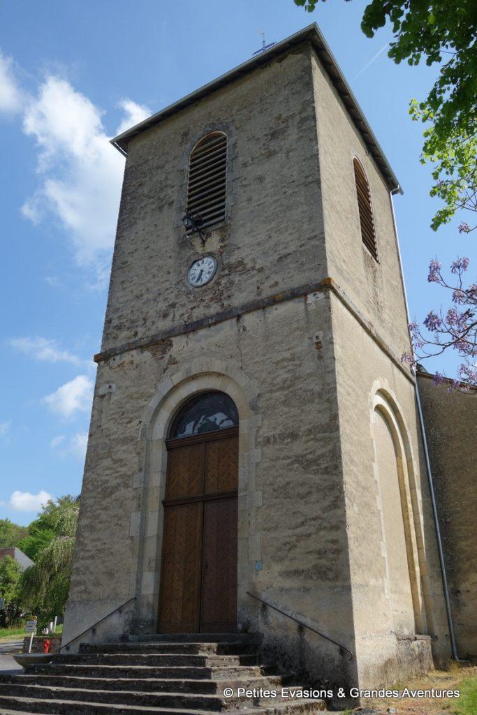 Eglise Saint-Léger Ségur-le-Château