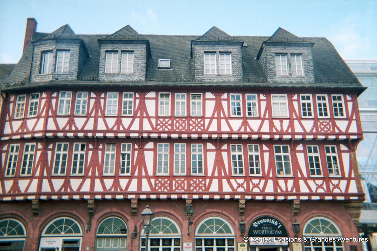 Haus Wertheim, Francfort-sur-le-Main