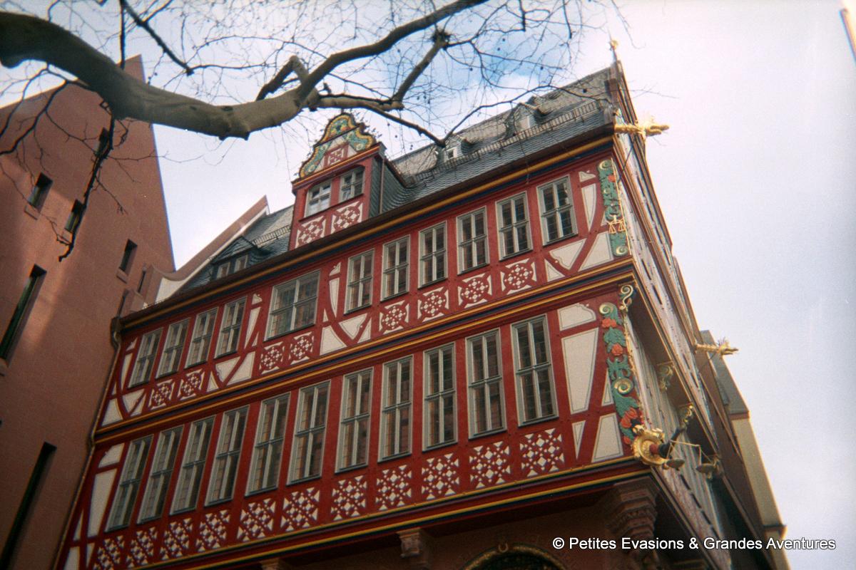 Haus Zur Goldenen Waage, Francfort